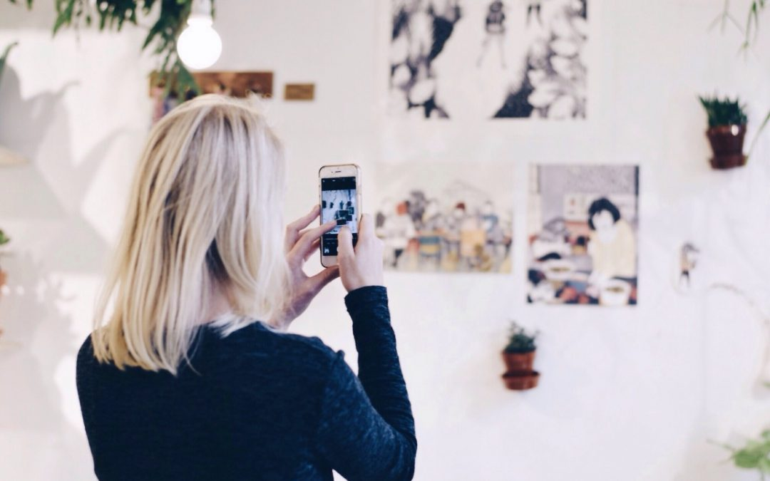 Améliorer votre communication marketing grâce à Instagram